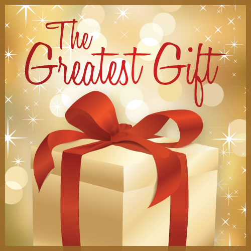 the greatest gift Here in this simple phrase we have mysteries so great that the angels desperately long to understand in a nutshell, the greatest gift that god gives us is himself.